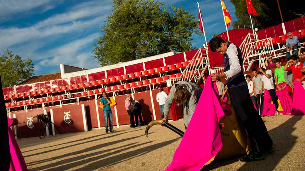 Plaza de toros de la Venta del Batán