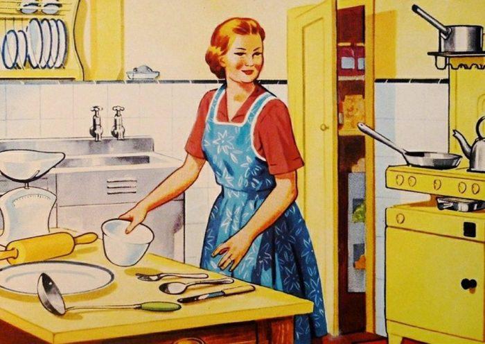ama de casa feminismo de oficio